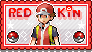 Pokemon Trainer Red Kin by The-Star-Hunter