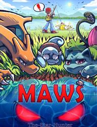 POKEMON COMIC: Maws (Cover)