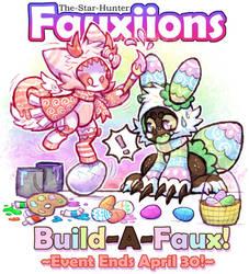 FAUXIIONS: 'Build-A-Faux' Design Contest [END]