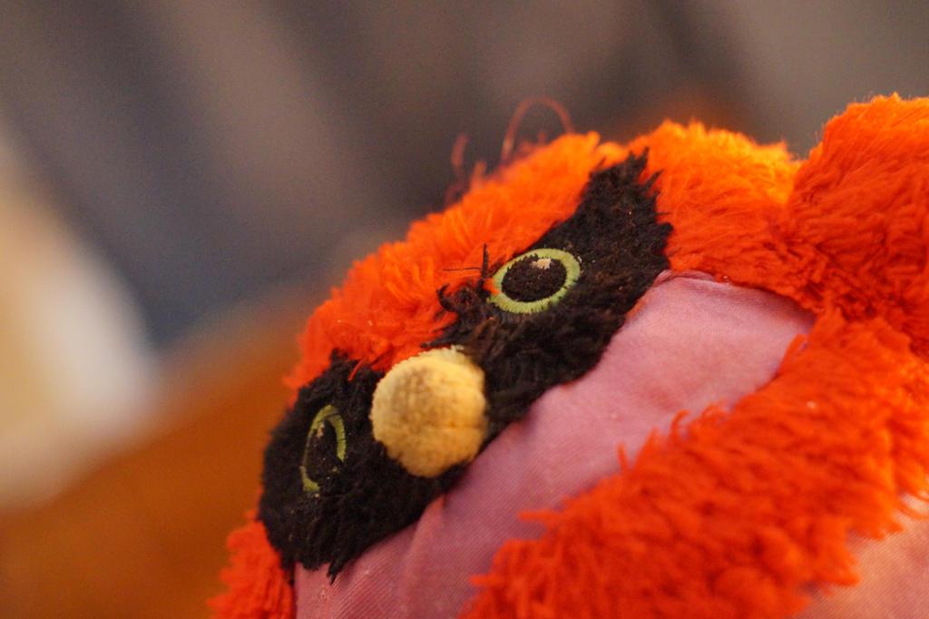 Squishbird Moosh- Curious by Silent-Arpeggio