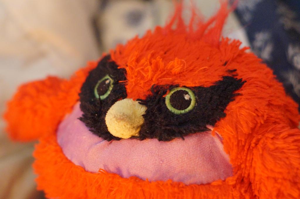 Squishbird Moosh- Bedhead by Silent-Arpeggio