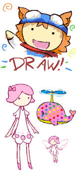 Draw Me to Life - 1