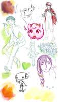Yay yay 2010 Tablet Doodles