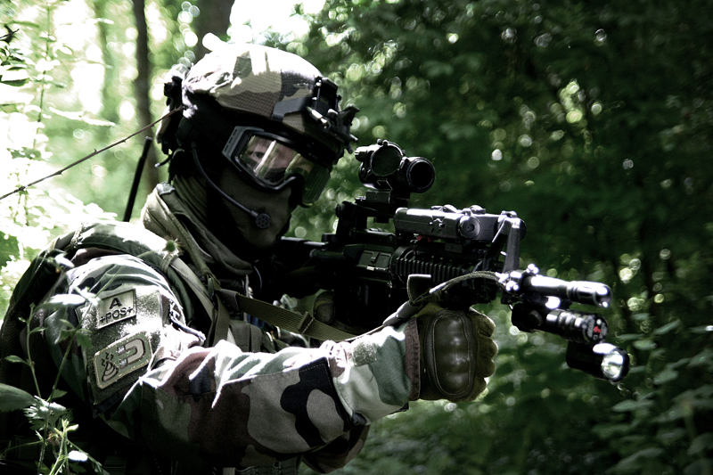 French Special ... Milsim Airsoft Teams