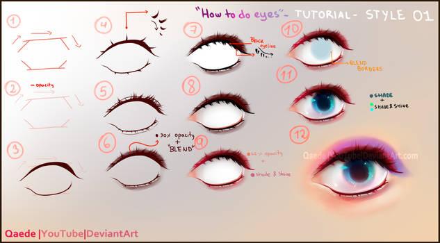 [Tutorial] How I do eyes