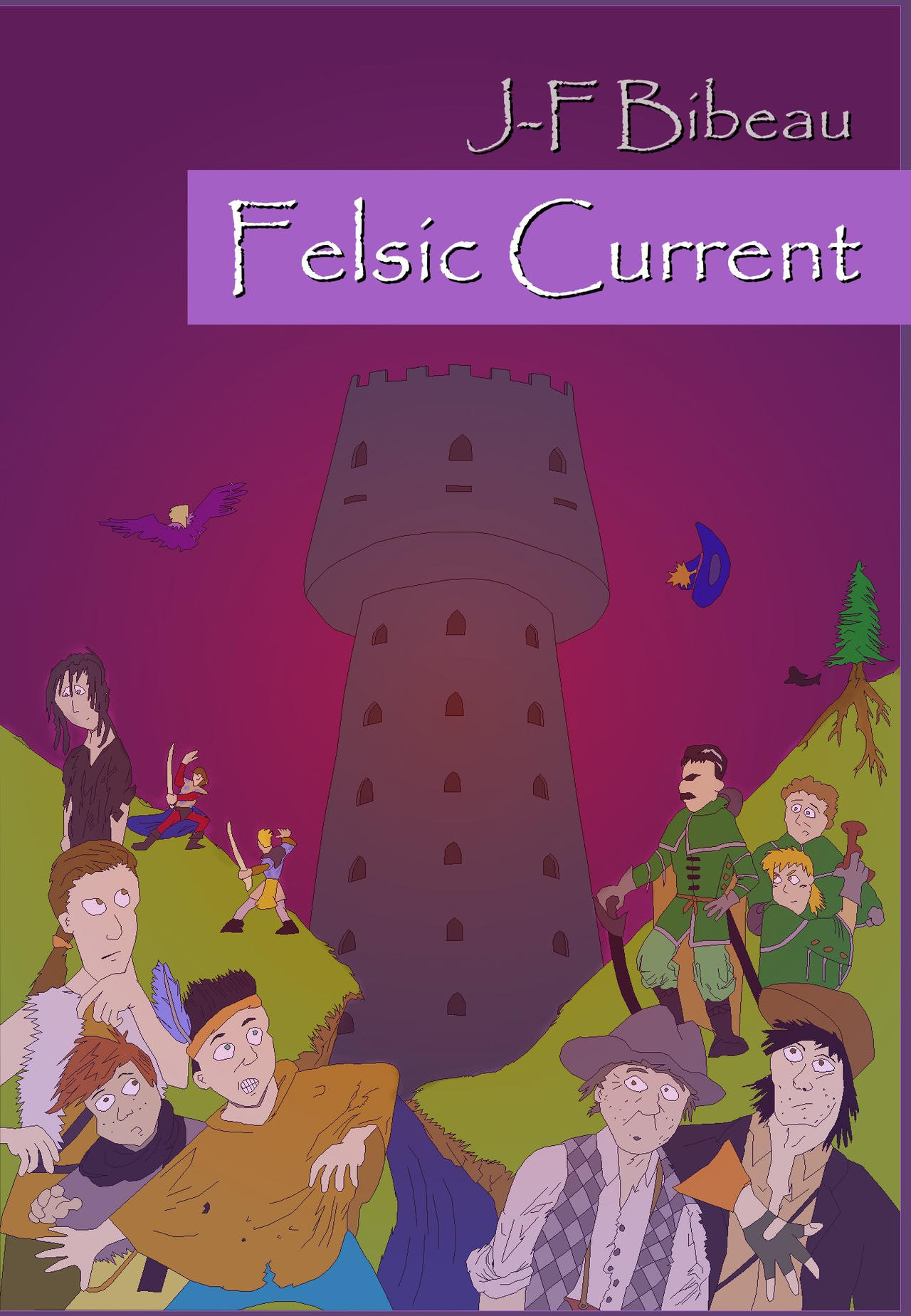 Felsic Current cover art by heartstrain