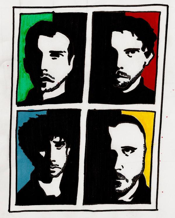 Coldplay by linkypoo97
