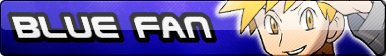 Blue Fan Button by MattPlaysVG