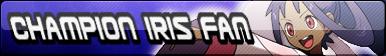 Champion Iris Fan Button by MattPlaysVG