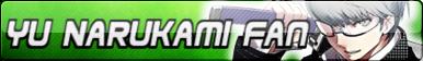 Yu Narukami Fan Button by MattPlaysVG