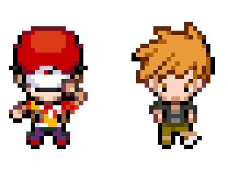 Groudon Pokemon Black & White Pokédex Sprite Pixel art, sprite, cartoon,  fictional Character png | PNGEgg