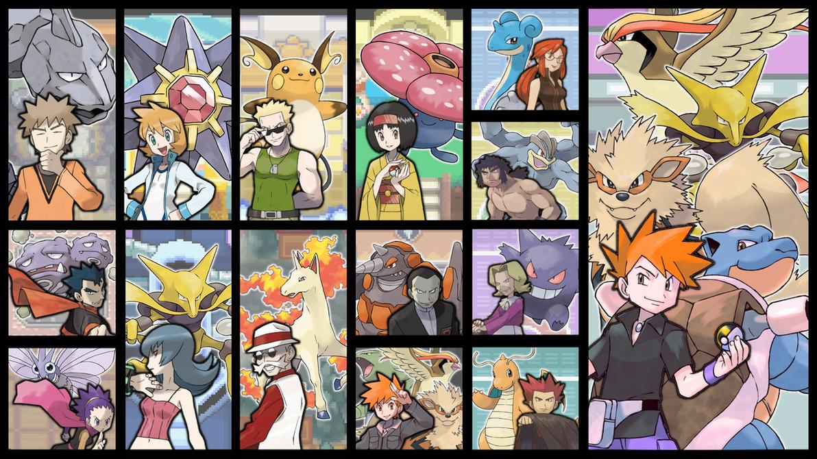 GEN IV) Wallpaper By MattPlaysVG