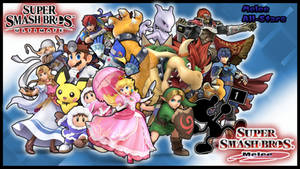 Super Smash Bros. Ultimate - Melee All-Stars by MattPlaysVG