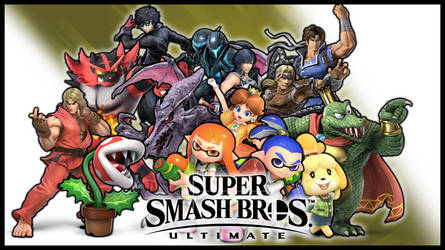 Super Smash Bros. Ultimate - Newcomers! by MattPlaysVG