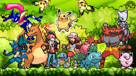 SSBU: Pokemon Universe by MattPlaysVG