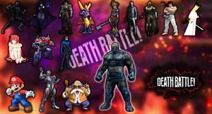 DEATH BATTLE! Season 5 Winners