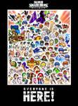 Super Smash Bros. Ultimate - EVERYONE IS HERE!