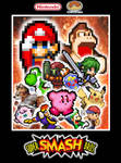 Super Smash Bros. Ultimate - Original 12 Poster