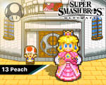 Smash Ultimate #13: Peach