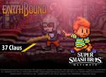 37. Claus (Alt.)   Super Smash Bros. Ultimate