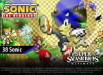 38. Sonic   Super Smash Bros. Ultimate