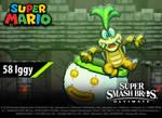 58. Iggy (Alt.) | Super Smash Bros. Ultimate