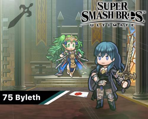 Smash Ultimate #75: Byleth [Female]