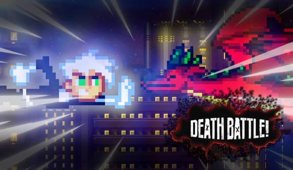Danny Phantom VS Jake Long   DEATH BATTLE!