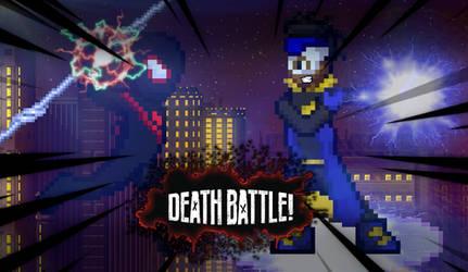 Miles Morales VS Static   DEATH BATTLE!