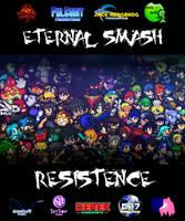 Eternal Smash Resistence [2020] Poster