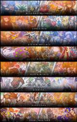 Pokemon - Evolution of Champions [Gen I-VIII]