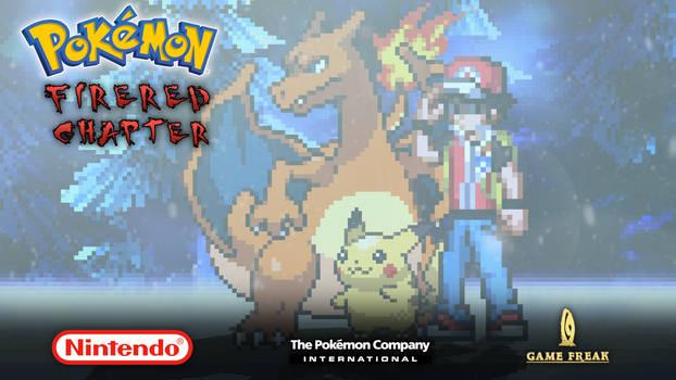 Pokemon - FireRed Chatper Poster [2020]