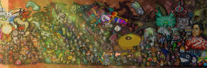 EVERYONE IS HERE!   Smash Ultimate (PANDM UPDATE)