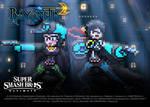 Umbra Witches | Super Smash Bros. Ultimate