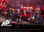 Take Your Heart! | Persona 5 (5th Anniversary) by Mugen-SenseiStudios