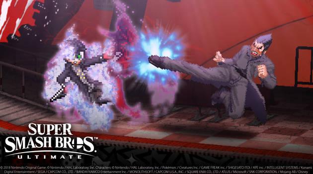 Heat Haze Shadows!| Super Smash Bros. Ultimate