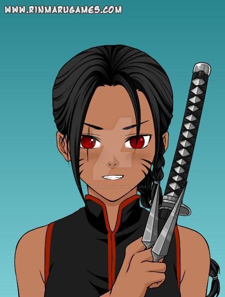 MyStyle oc character by LightningHamato