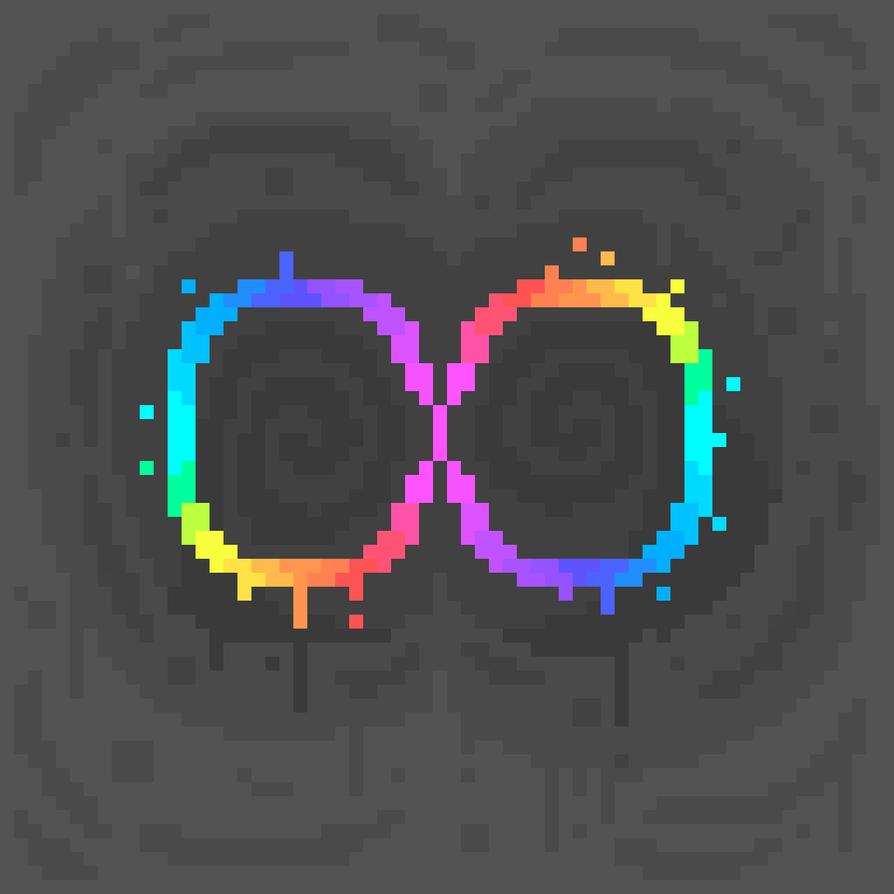 Rainbow Infinity by PrRobo
