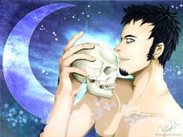 Kiss of Death - Trafalgar Law by PirateHeartbeat