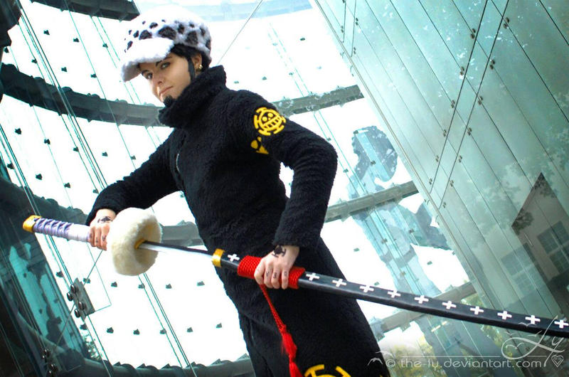 You can't pass | Trafalgar Law [Punk Hazard] I by The-Ly