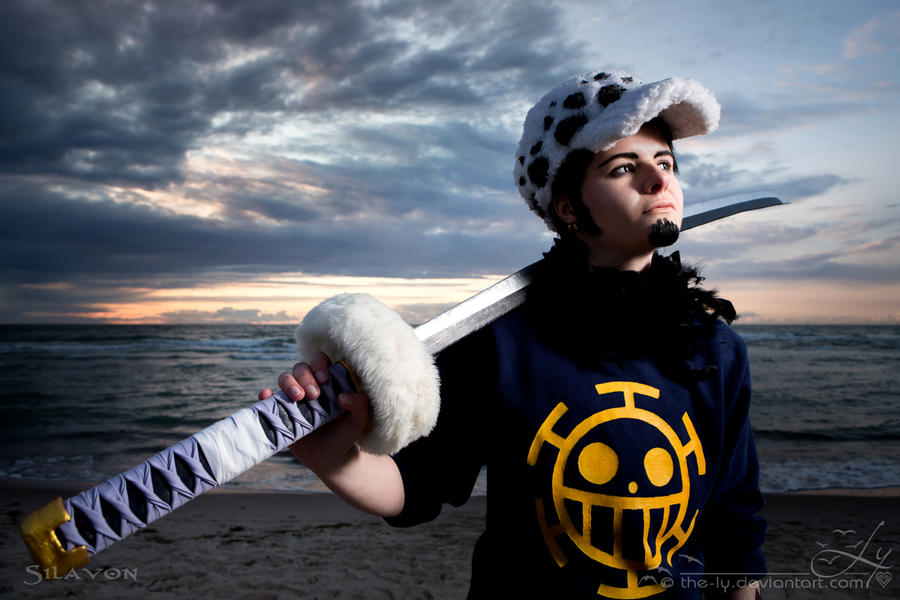 Here for Revenge   Trafalgar Law [Thousand Sunny]I by The-Ly