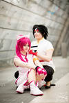 Perfect Duo   Rei x Mao [G-Revolution] II by PirateHeartbeat
