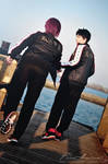 Let's Swim | SouRin IV by PirateHeartbeat