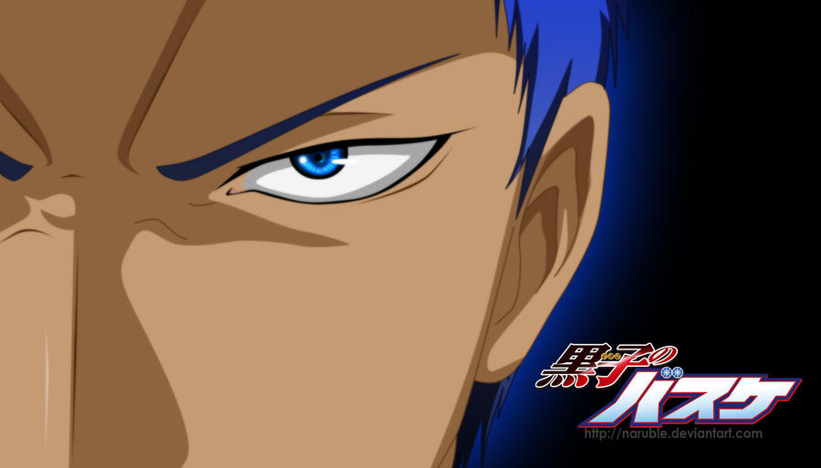 9 Aomine Daiki Zone Eyes