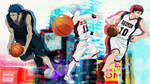 Kuroko no Basket Wall 2 by naruble