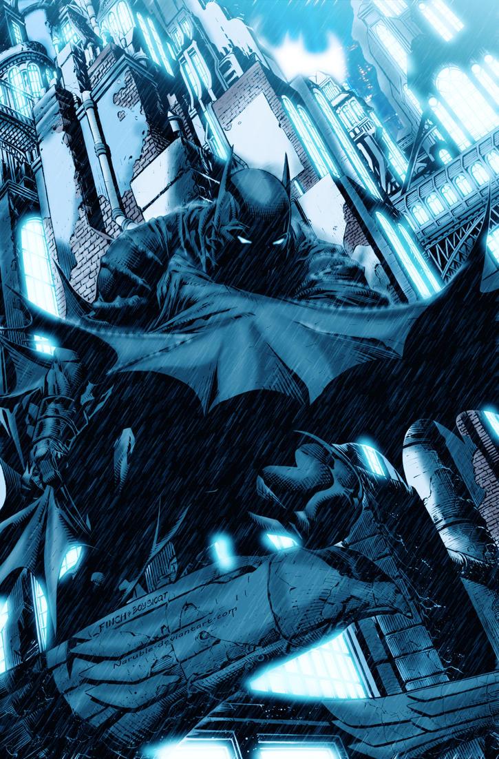 Batman by naruble