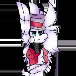 White Rabbit by EnderGCarrot