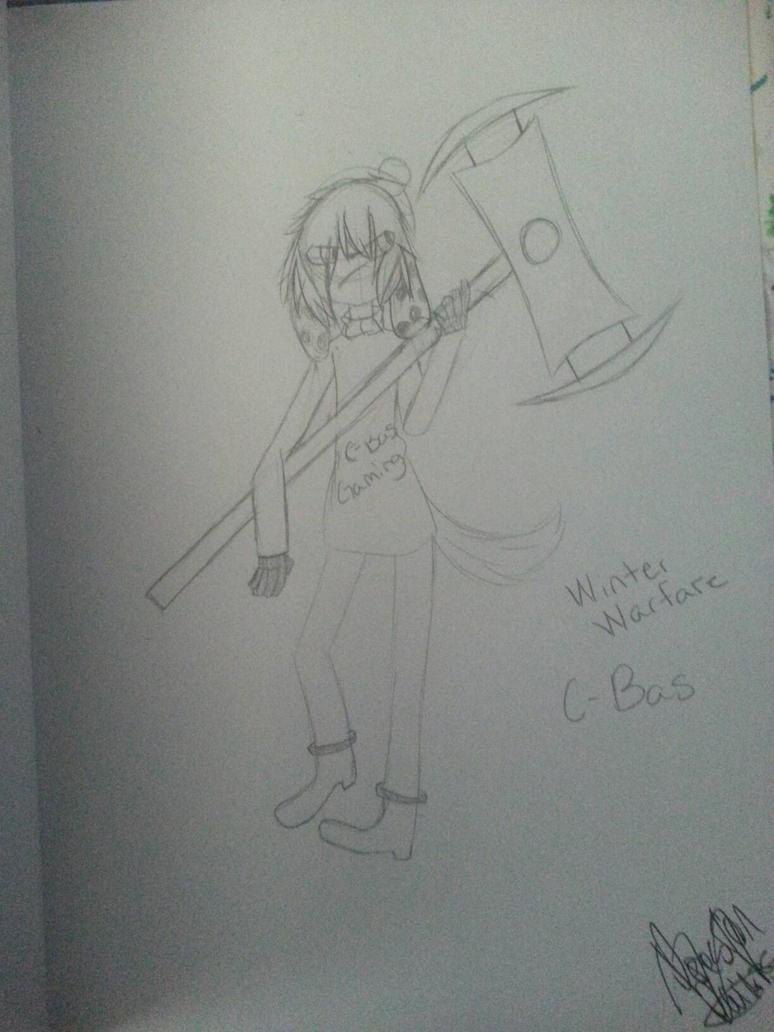C-Bas Winter Warfare! by EnderGCarrot