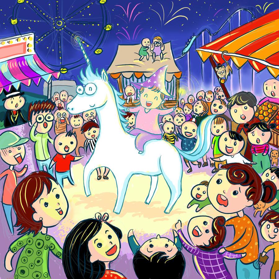 Carnival Surprise by lorain05