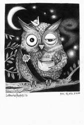 Night Owl by lorain05